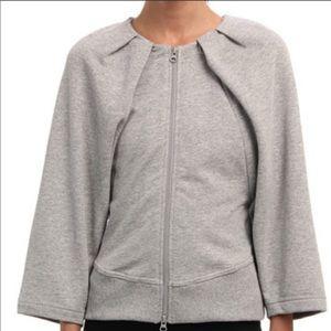 Stella McCartney x Adidas Studio Grey Zip Sweater